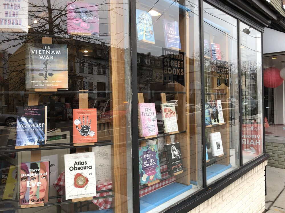 Loyalty Bookstore: 827 Upsher St NW, Washington, DC, DC
