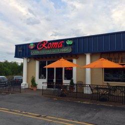 Photo Of Roma Casual Italian Greek Dining Stephens City Va United States