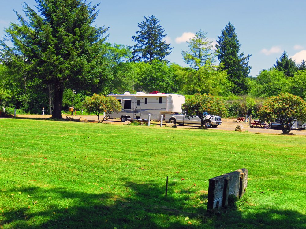 Tillamook RV Park: 1950 Suppress Rd N, Tillamook, OR