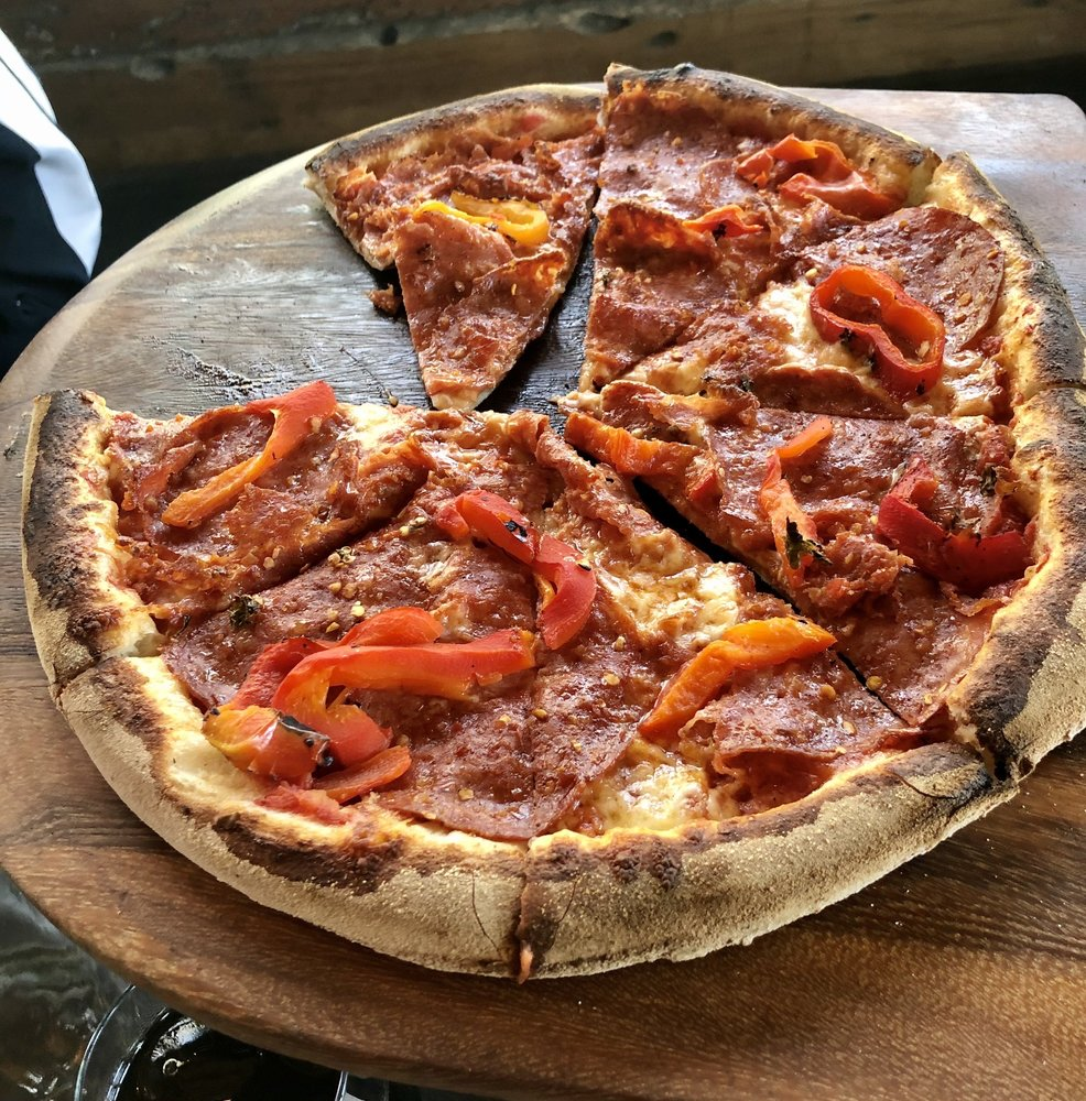 Bank Street Wood Fired Pizza and Gardens