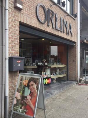 Orlina Jewelry Kapellestraat 49 Aartselaar Antwerpen