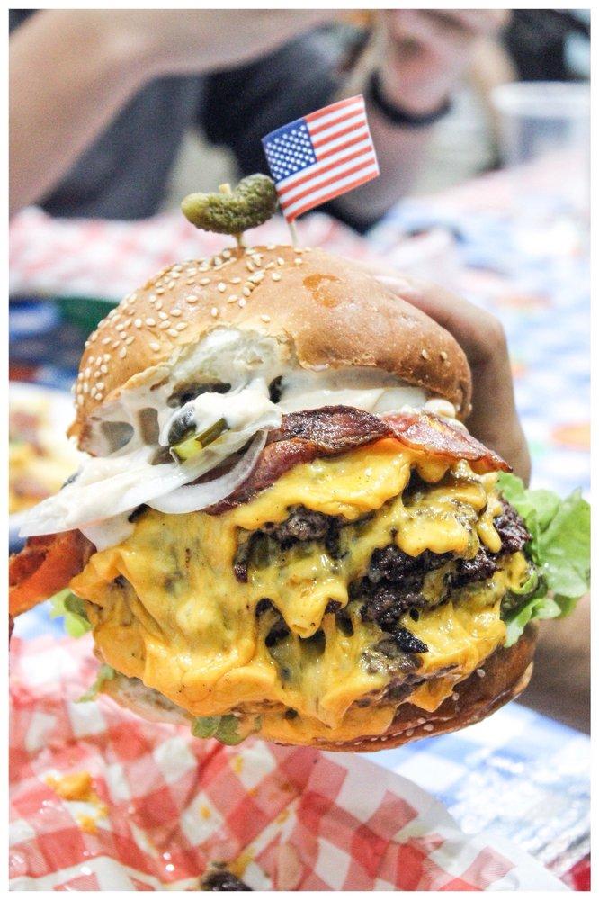 Miss America's Pop-up Diner