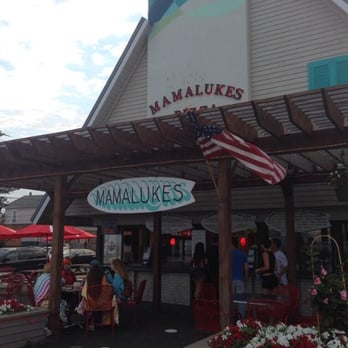 Mamalukes On Ocean Ave In Belmar Nj Yelp