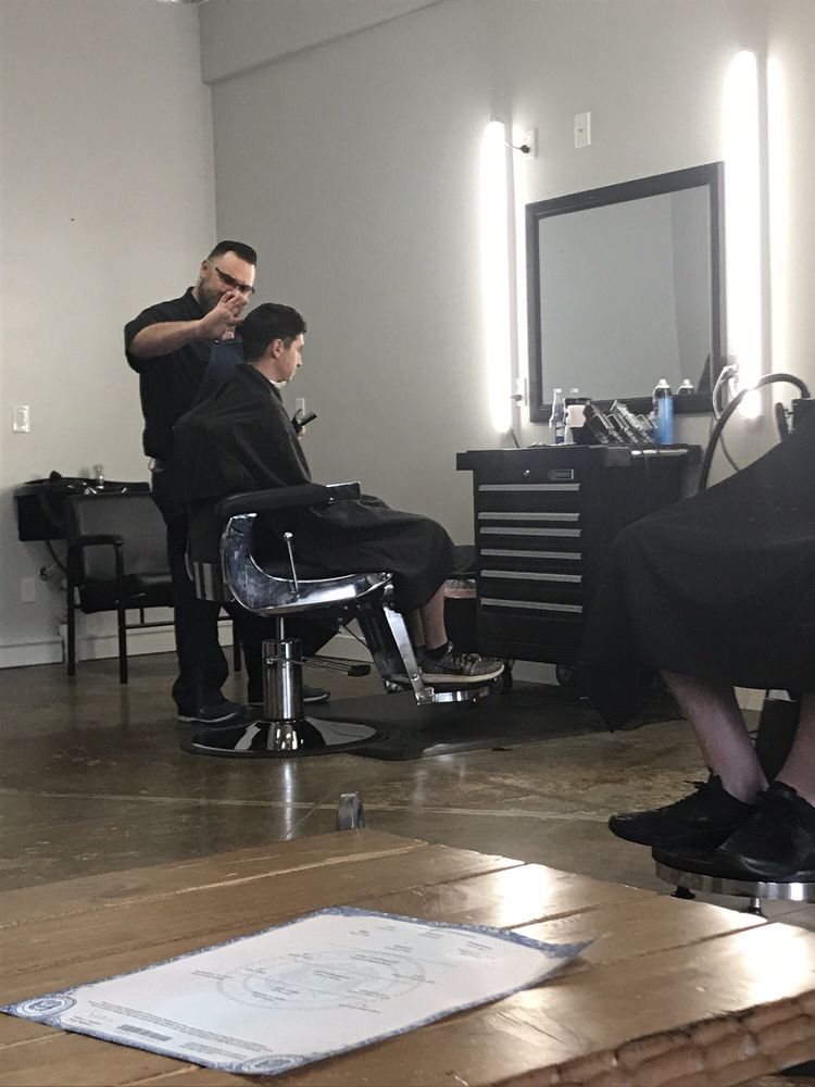 Jeremy's barber shop: 93 W Main St, Midway, UT