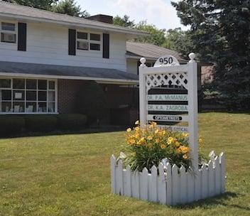 McManus P & Zagroba K OD: 950 N Main St, Laconia, NH