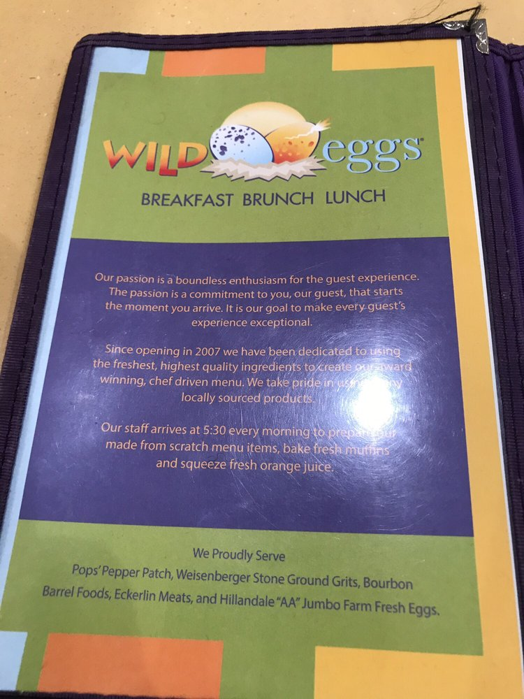 Wild Eggs - 195 Photos & 324 Reviews - Coffee & Tea - 333