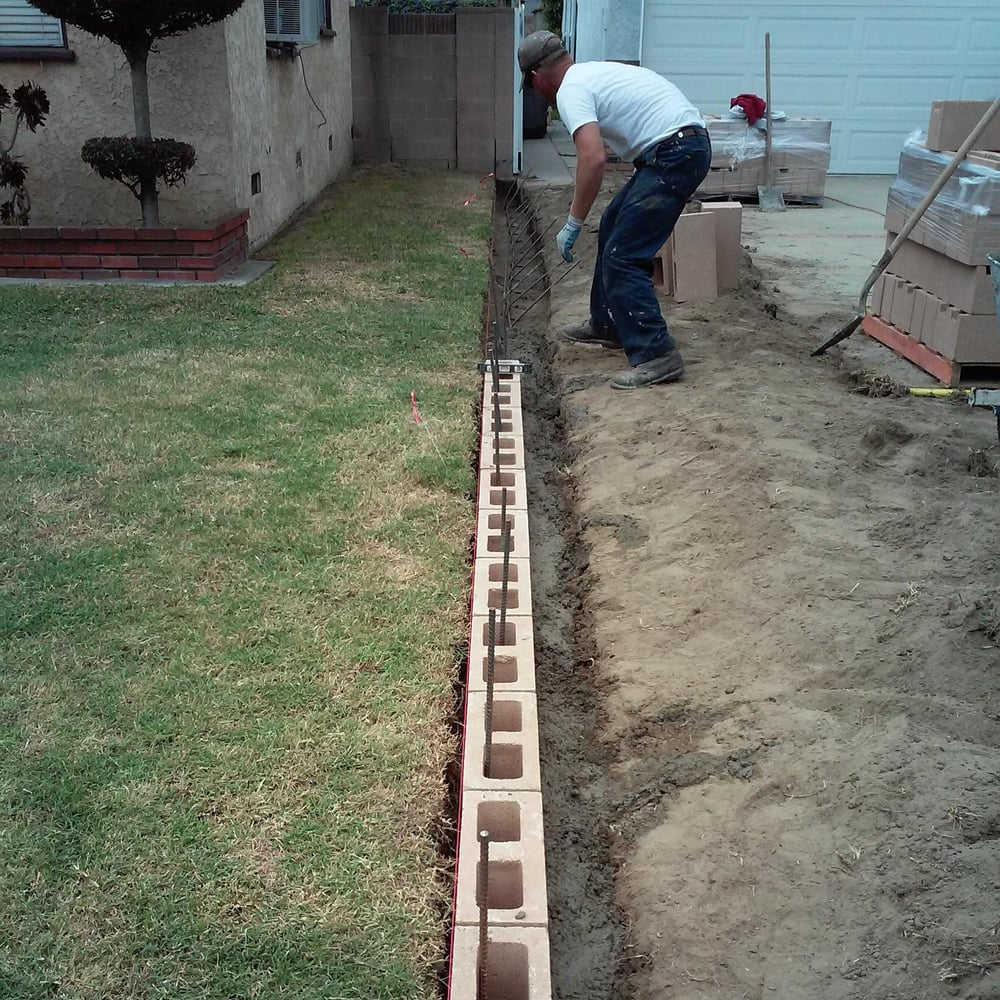 Foundation Footing Rebar Concrete Nu Fawn Color Slab
