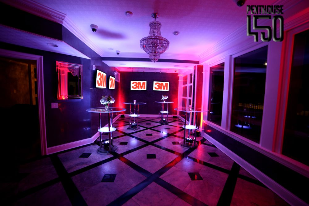 Penthouse 450 Event Venue