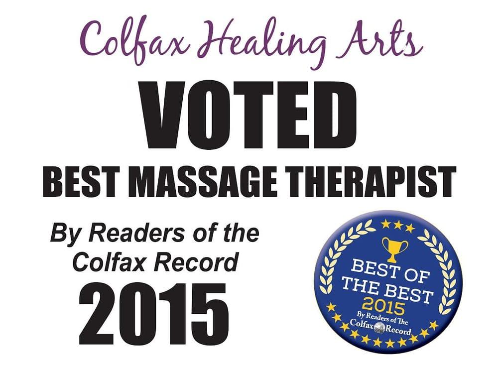 Colfax Healing Massage: 233 S Auburn St, Colfax, CA