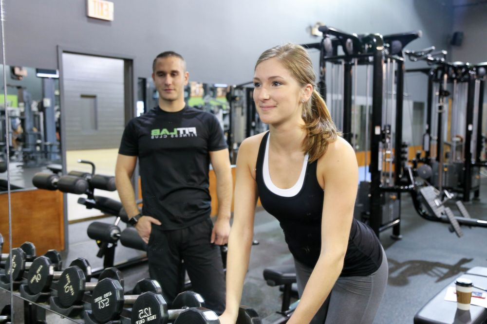 Fitlab Fitness Club: 522 Amherst St, Nashua, NH