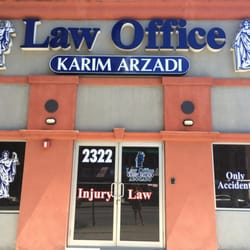 Karim Arzadi Law Office - Employment Law - 2322 Kennedy Blvd