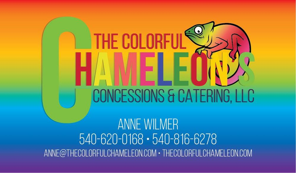 The Colorful Chameleon: 411 E Ridgeway St, Clifton Forge, VA