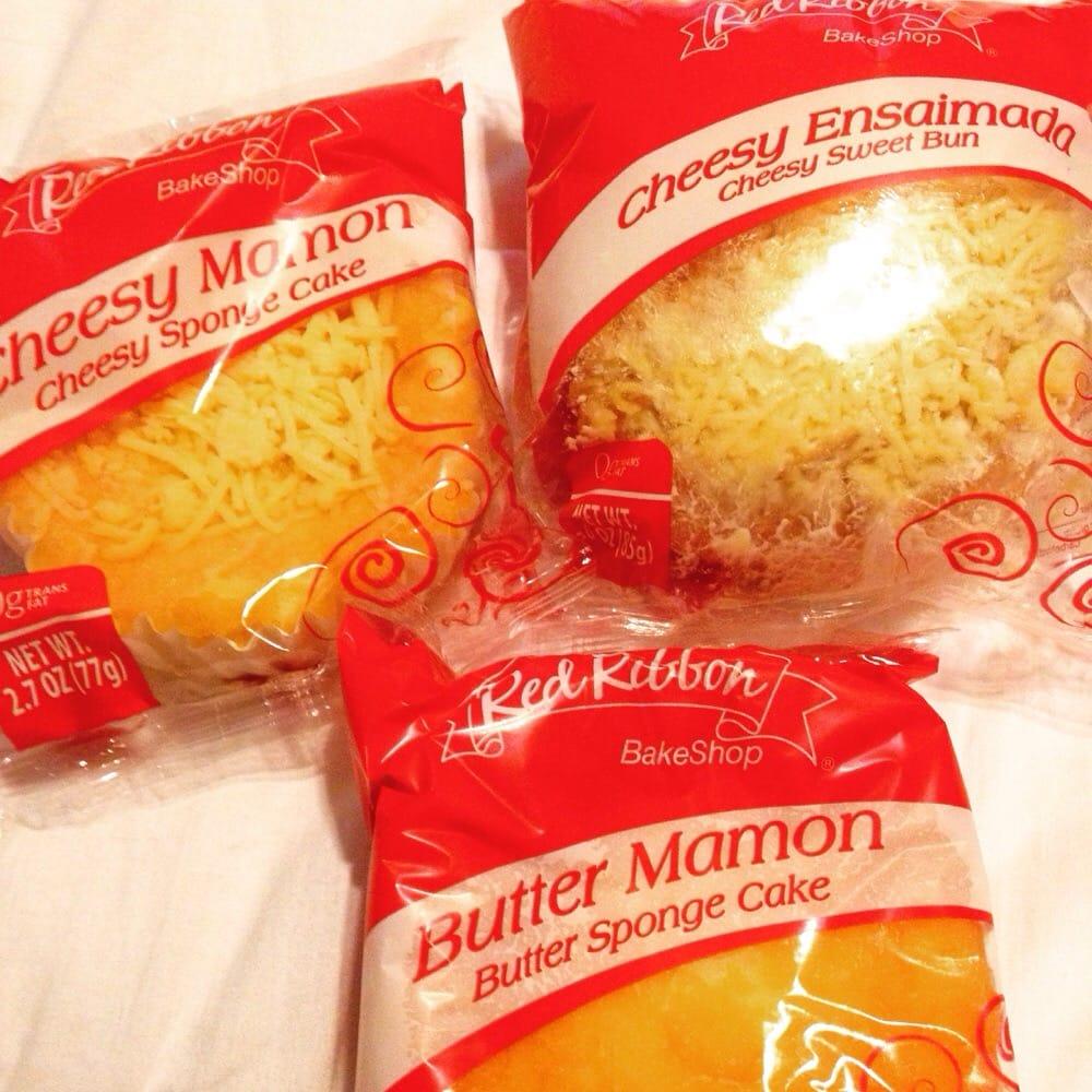 Red Ribbon Cake Singapore