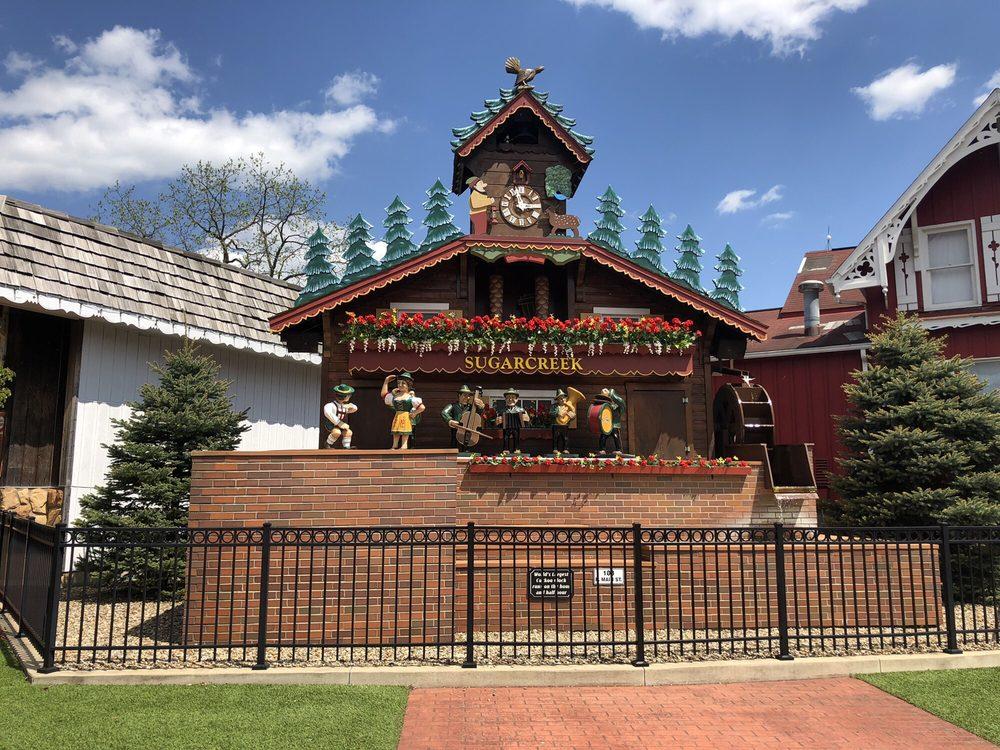 Worlds Largest Cuckoo Clock: 100 N Broadway St, Sugarcreek, OH