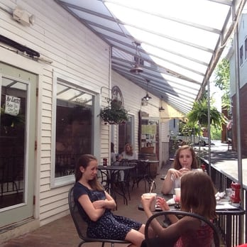 Photo Of Fifty Coins Restaurant   Ridgefield, CT, United States. Patio Is  Open