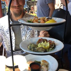 Photo Of Middleton Tavern Annapolis Md United States Seafood Tower For Two