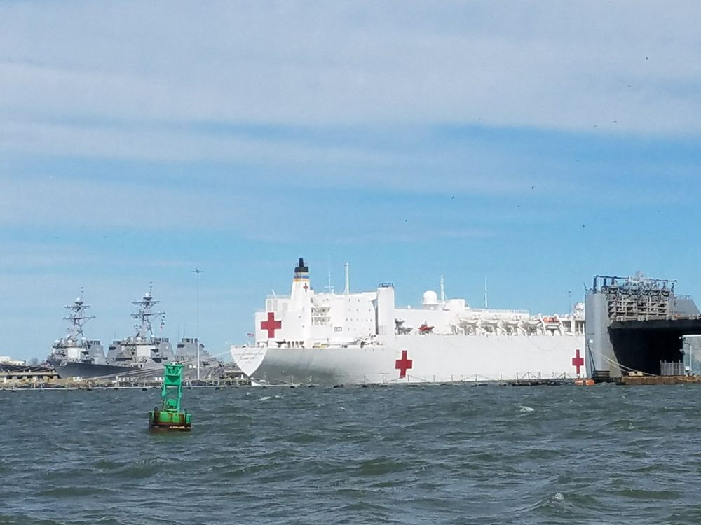 Victory Rover: 1 Waterside Dr, Norfolk, VA