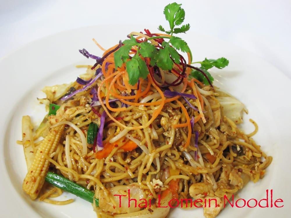 Oceanic Thai Kitchen Plano Menu