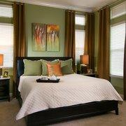 Warm Photo Of Decorating Den Interiors Fruitland Park Fl United States Master Bedroom