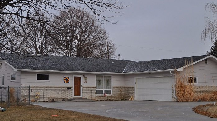 Champs Exteriors and Seamless Gutters: 7235 Mckenna Rd, Torrington, WY