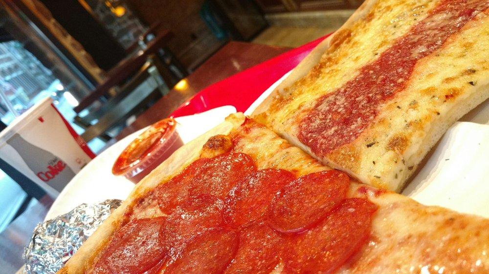 Roma Pizzeria: 116 W Market St, Pottsville, PA