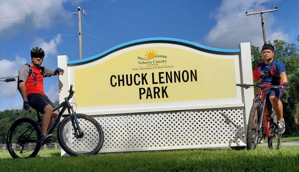 Chuck Lennon Trails: 5000 Greenfield Dairy Rd, De Leon Springs, FL