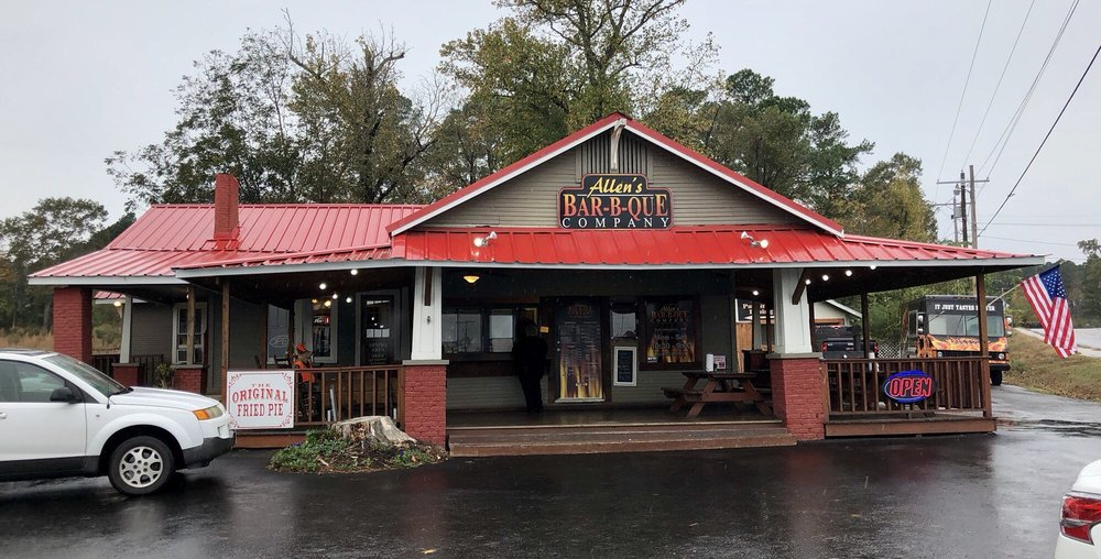 Allen's Bbq and Catering: 3100 Hollywood Rd, Arkadelphia, AR