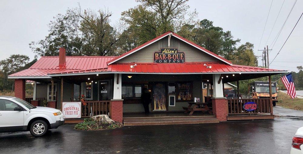 Photo of Allen's Bbq and Catering: Arkadelphia, AR