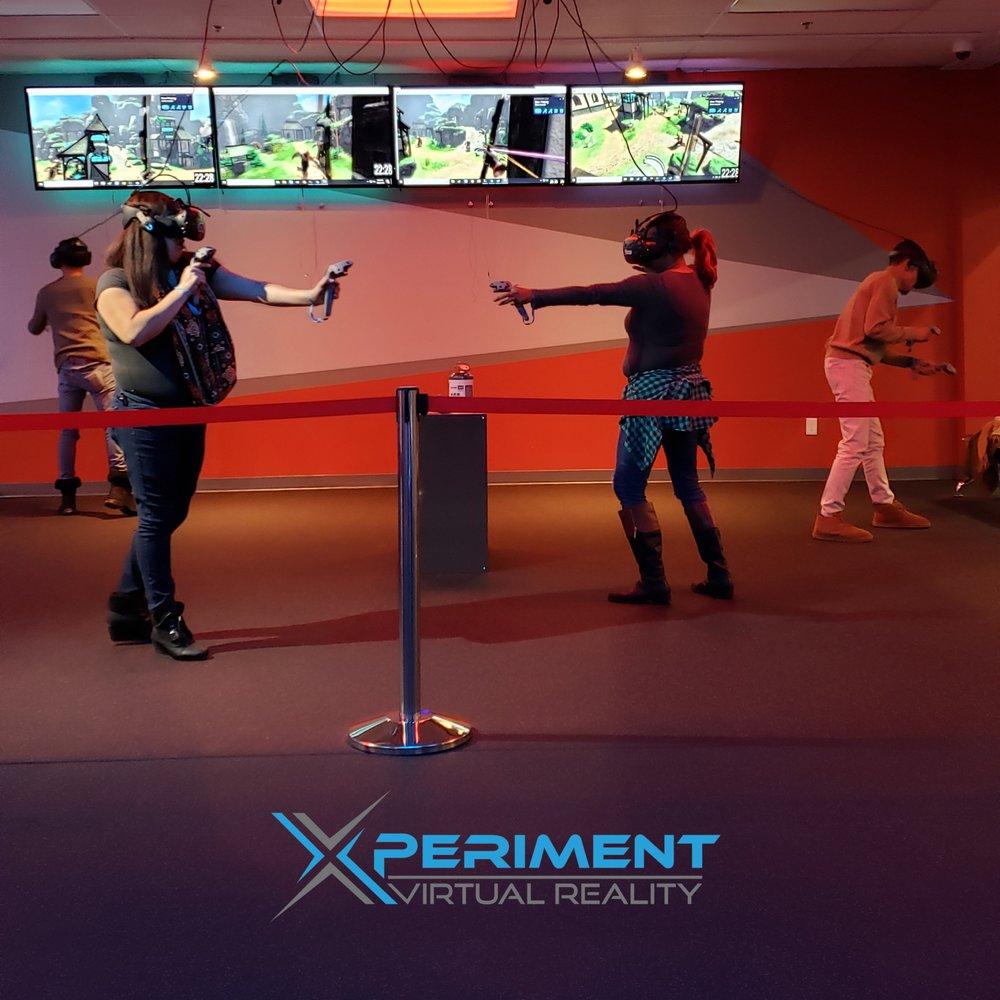 Xperiment Virtual Reality: 100 Hawley Ln, Trumbull, CT