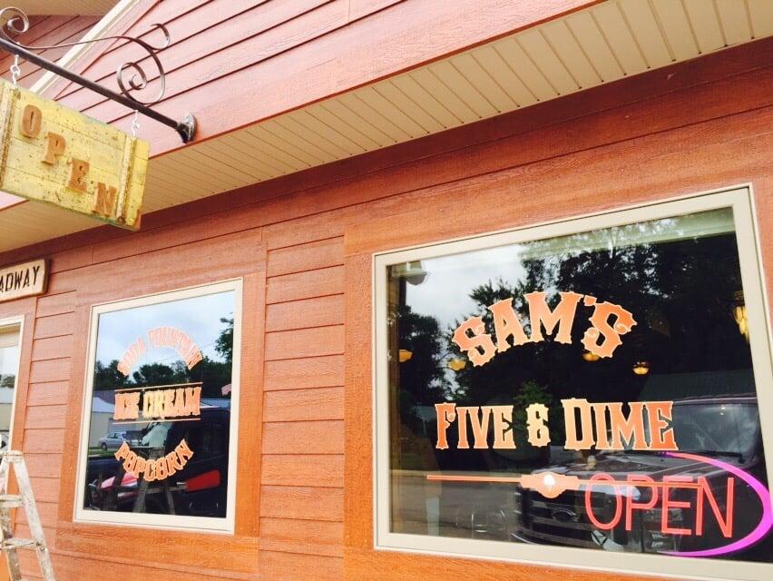 Sam's Five & Dime: 312 Broadway Ave, Eden, SD