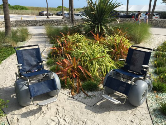 The Beach Wheelchair Company