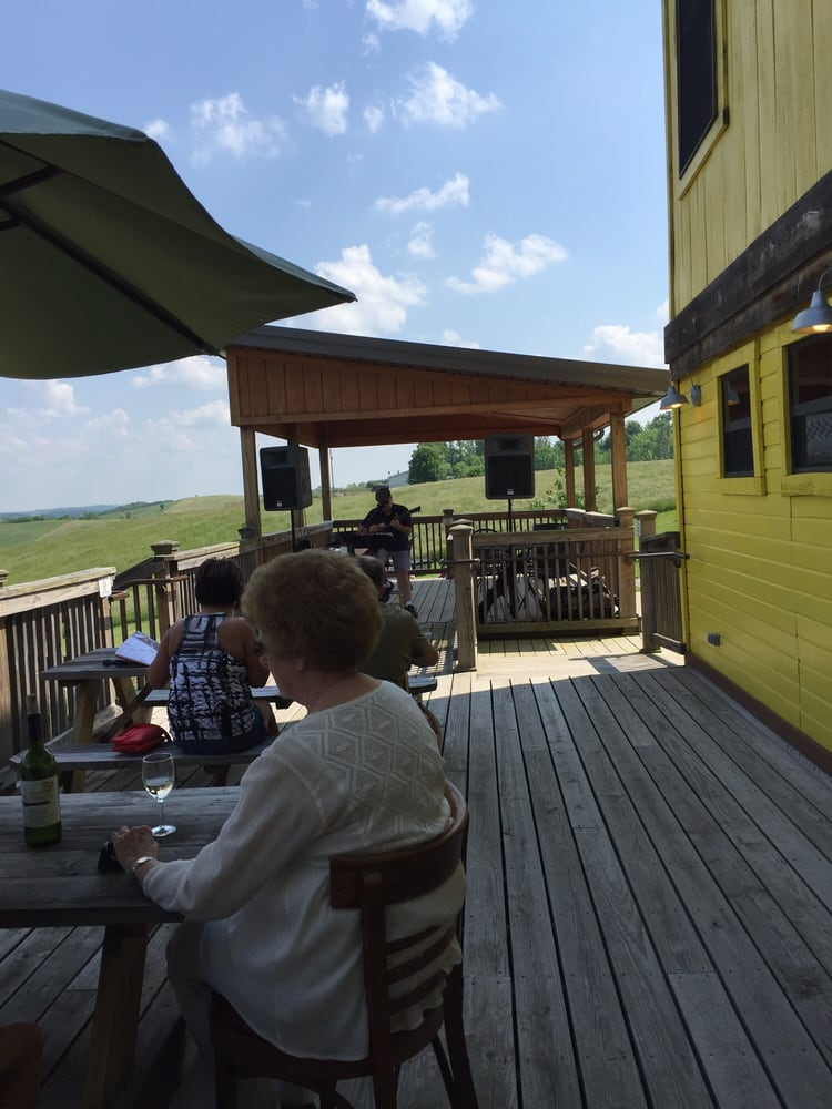 Yellow Butterfly Winery: 11661 Blue Ridge Rd, Newcomerstown, OH