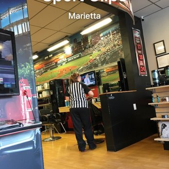 Sport clips haircuts of shallowford falls 12 reviews for 3 13 salon marietta ga