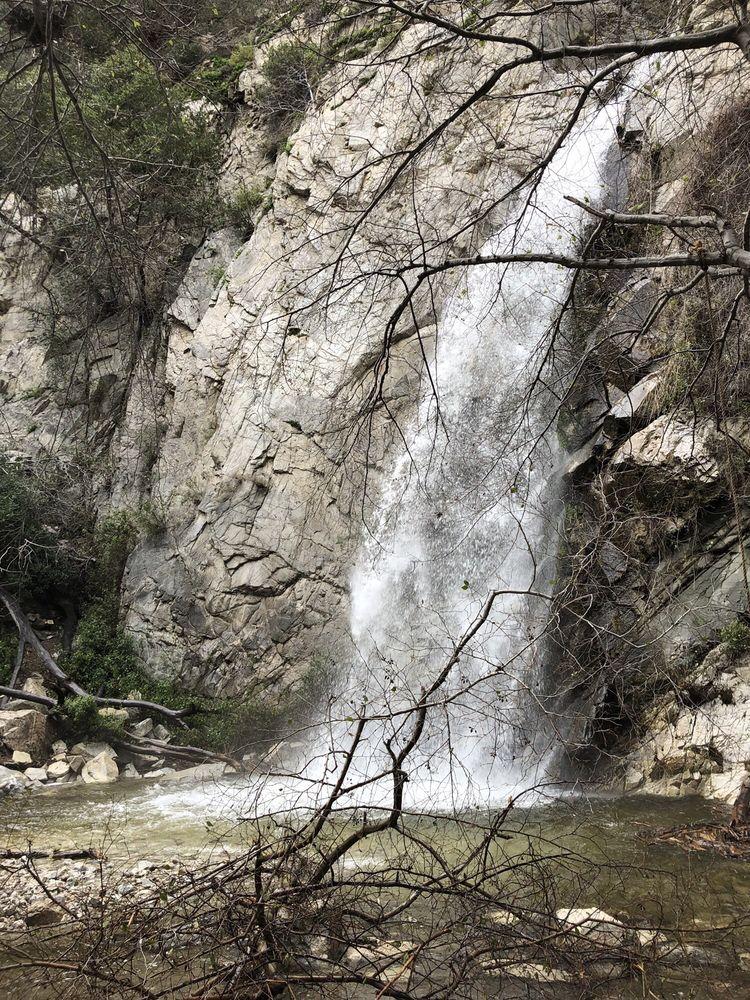 Sturtevant Falls: Chantry Flat Rd, Arcadia, CA