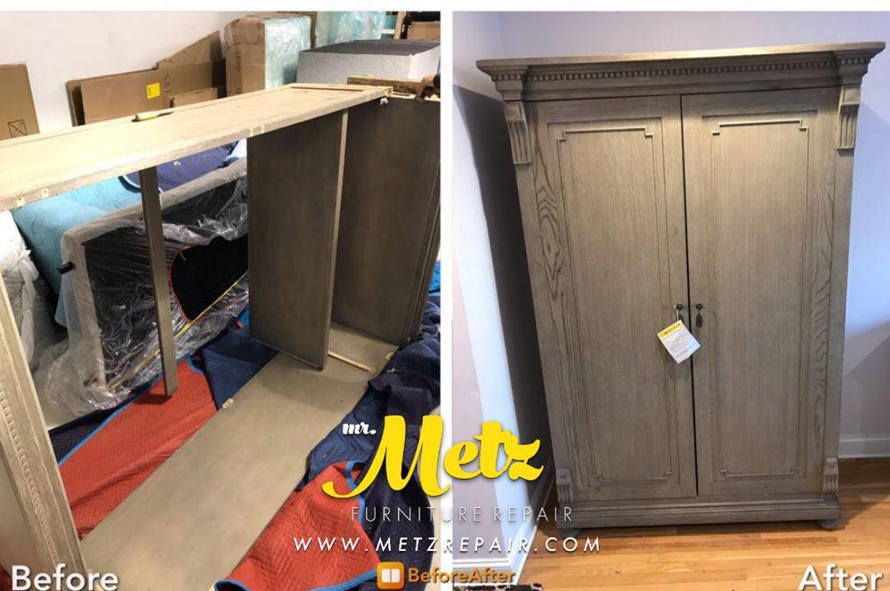 Mr metz furniture repair photos furniture repair