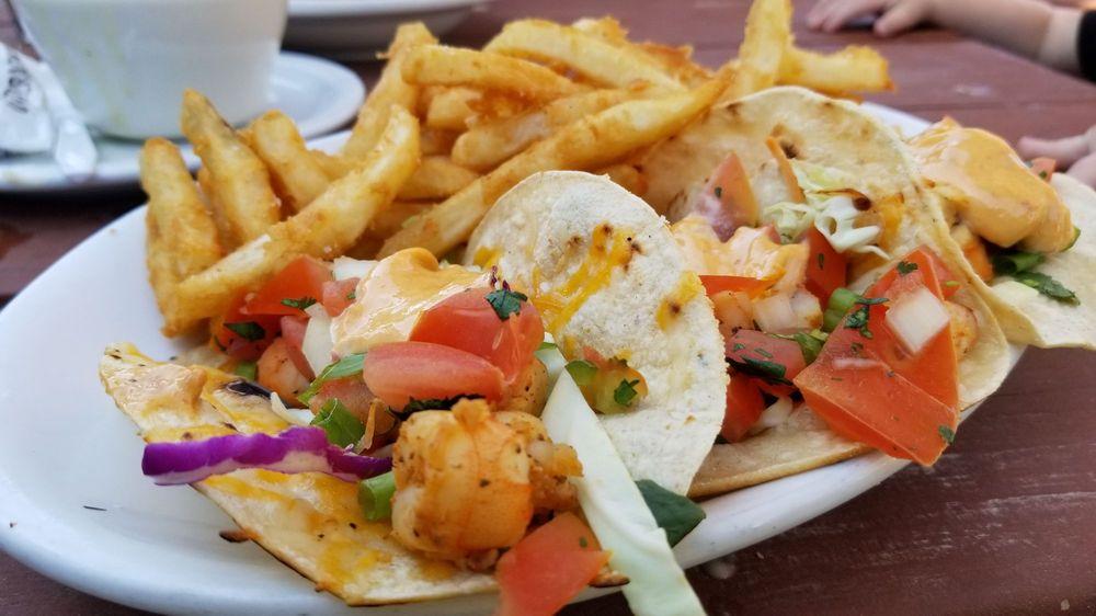 The Blue Heron Restaurant: 25300 Steelhead Blvd, Duncans Mills, CA