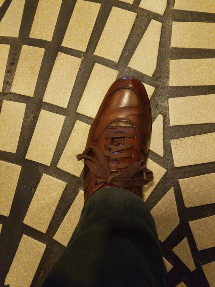 Best Shoe Shine In San Francisco