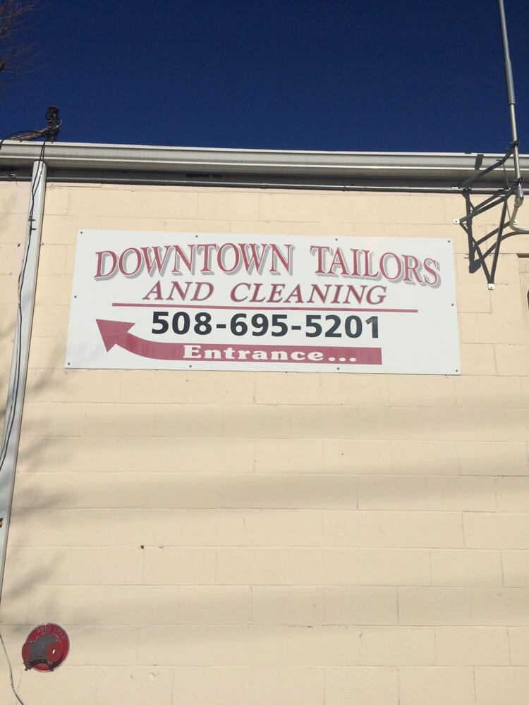 Downtown Tailors: 8 N Washington St, North Attleboro, MA