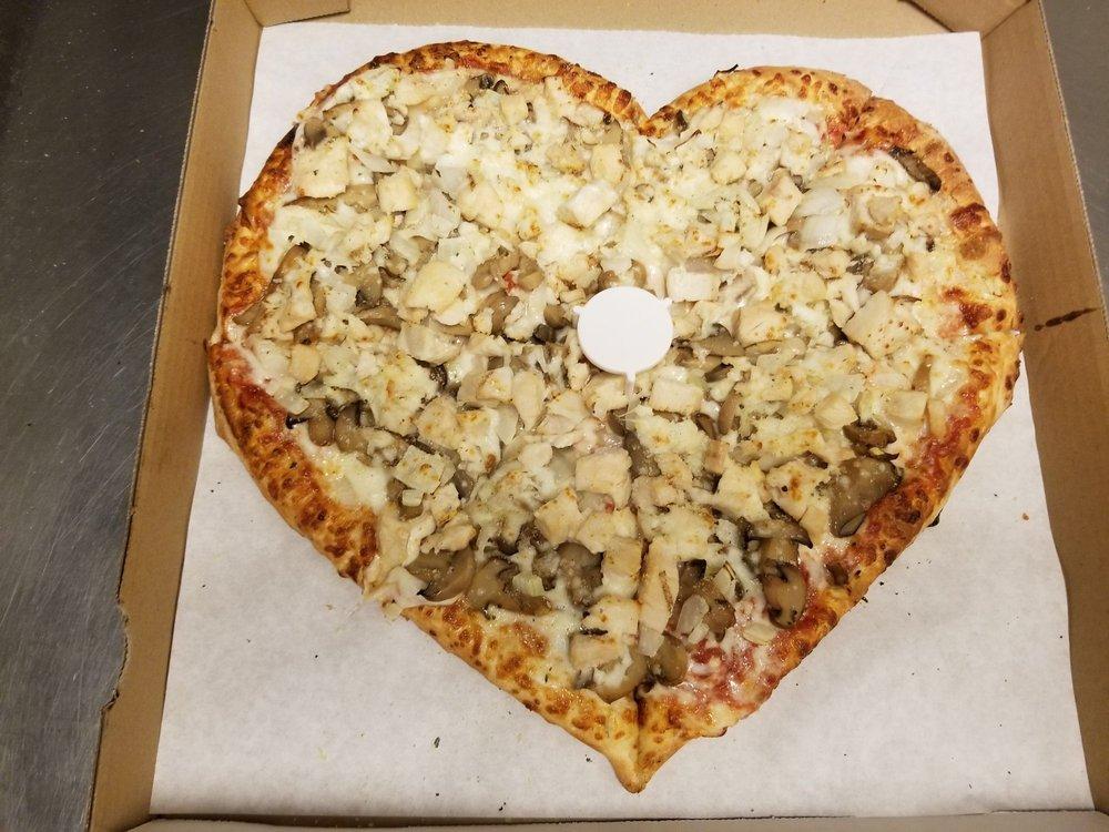 Pizza Corner: 580 B S Brea Blvd, Brea, CA