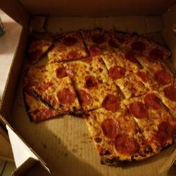 Dominos Pizza Pizza 523c W Reinken Ave Belen Nm Restaurant
