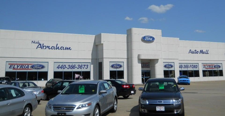Nick Abraham Elyria Ford - Car Dealers - 1115 E Broad St ...