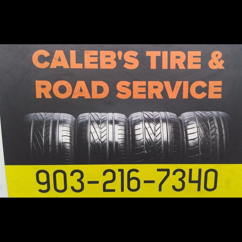 Caleb's Tire Road Service: Arp, TX