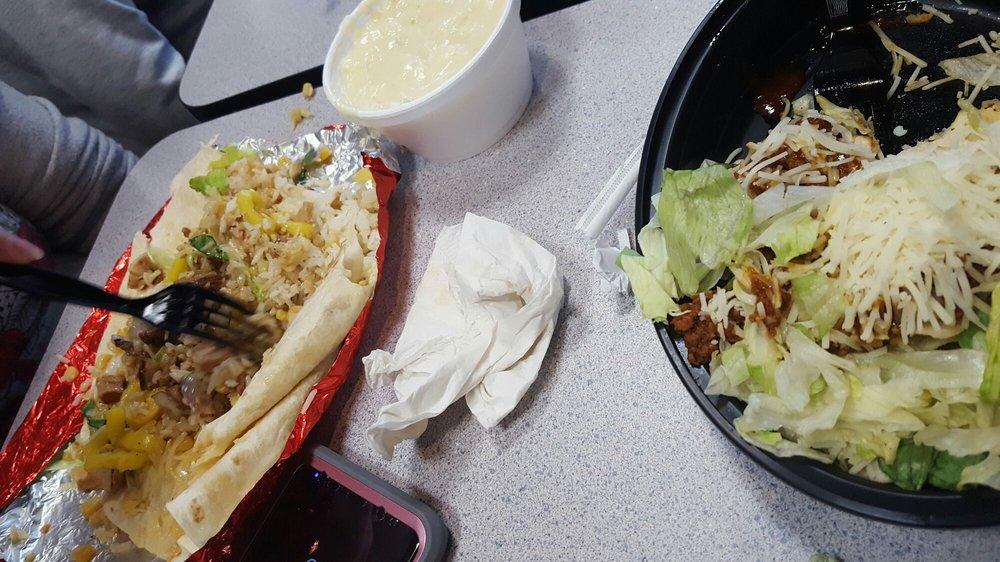Hot Head Burritos: 3195 Dayton-Xenia Rd, Beavercreek, OH