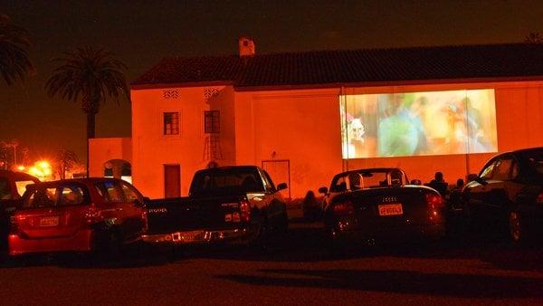 Marin Mobile Drive-In Movie: Novato, CA