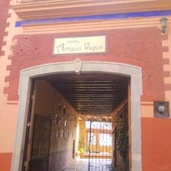 Photo Of Hotel Antiguo Vapor Guanajuato Mexico Fachada
