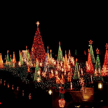 Christmas lights - Marietta