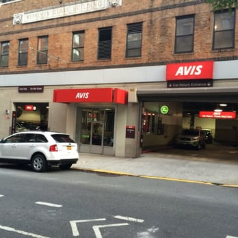 Avis Car Hire York Uk