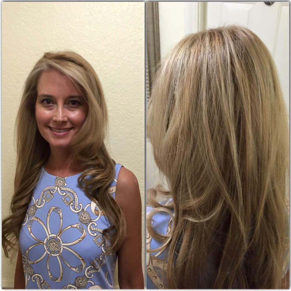 Photos For Hair By Stephanie Diaz At Never Look Back Yelp