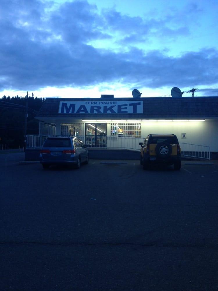 Fern Prairie Market: 1817 NE 267th Ave, Camas, WA
