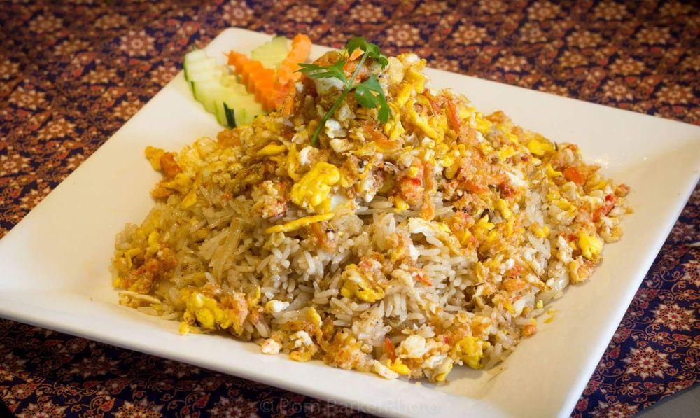 Srisiam Thai Kitchen Menu
